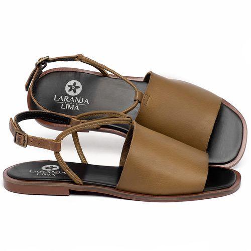 Laranja_Lima_Shoes_Sapatos_Femininos_Sandalia_Rasteira_Flat_em_Couro_Caramelo_-_Codigo_-_136108_1