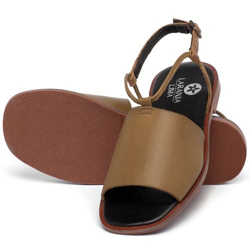 Laranja_Lima_Shoes_Sapatos_Femininos_Sandalia_Rasteira_Flat_em_Couro_Caramelo_-_Codigo_-_136108_2