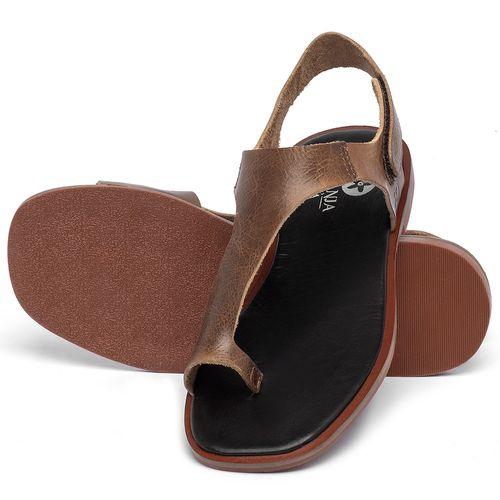 Laranja_Lima_Shoes_Sapatos_Femininos_Sandalia_Rasteira_Flat_em_Couro_Marrom_-_Codigo_-_136109_2