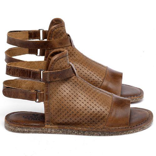Laranja_Lima_Shoes_Sapatos_Femininos_Sandalia_Rasteira_Flat_em_Couro_Caramelo_-_Codigo_-_141098_1