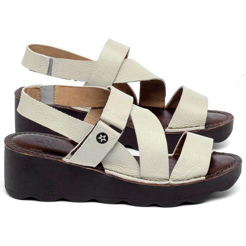 Laranja_Lima_Shoes_Sapatos_Femininos_Anabela_Tratorada_Salto_de_5_cm_em_Couro_Off-White_-_Codigo_-_141170_1