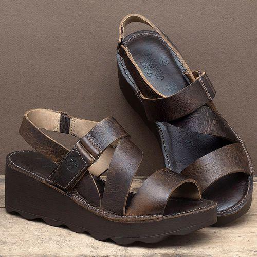 Laranja_Lima_Shoes_Sapatos_Femininos_Anabela_Tratorada_Salto_de_5_cm_em_Couro_Marrom_-_Codigo_-_141170_2