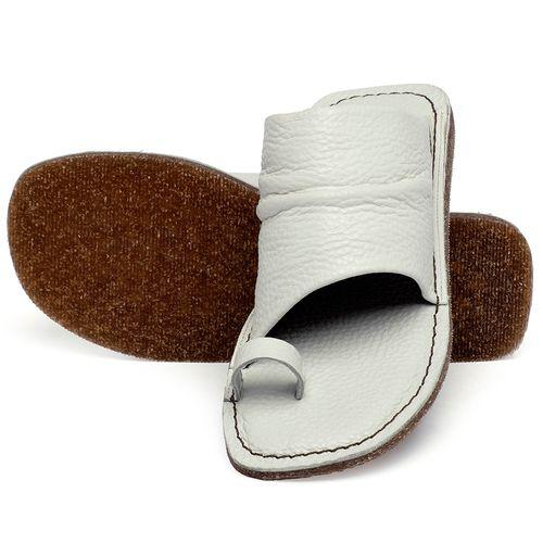 Laranja_Lima_Shoes_Sapatos_Femininos_Sandalia_Rasteira_Flat_em_Couro_Off-White_-_Codigo_-_141204_2