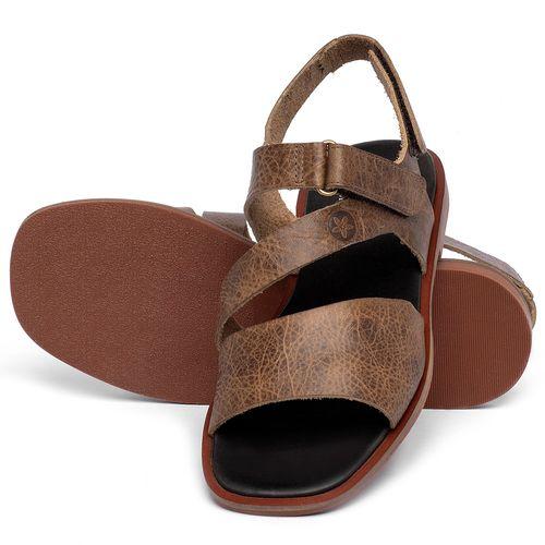 Laranja_Lima_Shoes_Sapatos_Femininos_Sandalia_Rasteira_Flat_em_Couro_Marrom_-_Codigo_-_136111_2