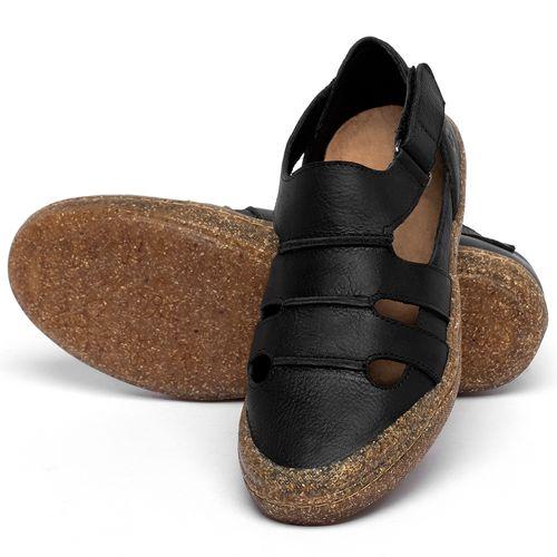 Laranja_Lima_Shoes_Sapatos_Femininos_Tenis_Cano_Baixo_em_Couro_Preto_-_Codigo_-_141219_2