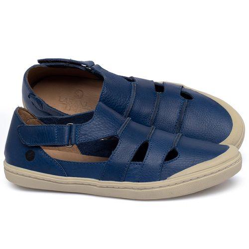 Laranja_Lima_Shoes_Sapatos_Femininos_Tenis_Cano_Baixo_em_Couro_Azul_-_Codigo_-_141219_1