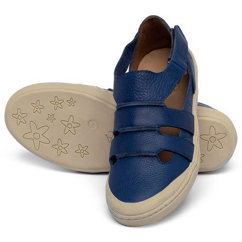 Laranja_Lima_Shoes_Sapatos_Femininos_Tenis_Cano_Baixo_em_Couro_Azul_-_Codigo_-_141219_2