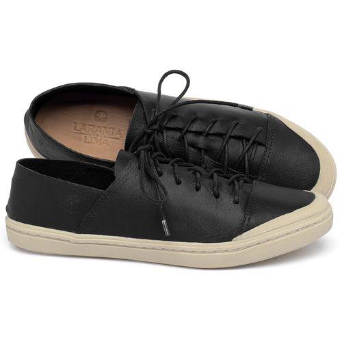 Laranja_Lima_Shoes_Sapatos_Femininos_Tenis_Cano_Baixo_em_Couro_Preto_-_Codigo_-_141213_1