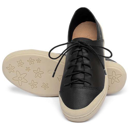 Laranja_Lima_Shoes_Sapatos_Femininos_Tenis_Cano_Baixo_em_Couro_Preto_-_Codigo_-_141213_2