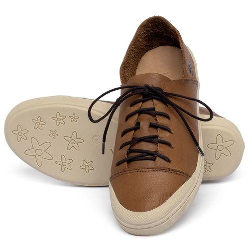 Laranja_Lima_Shoes_Sapatos_Femininos_Tenis_Cano_Baixo_em_Couro_Caramelo_-_Codigo_-_141213_2