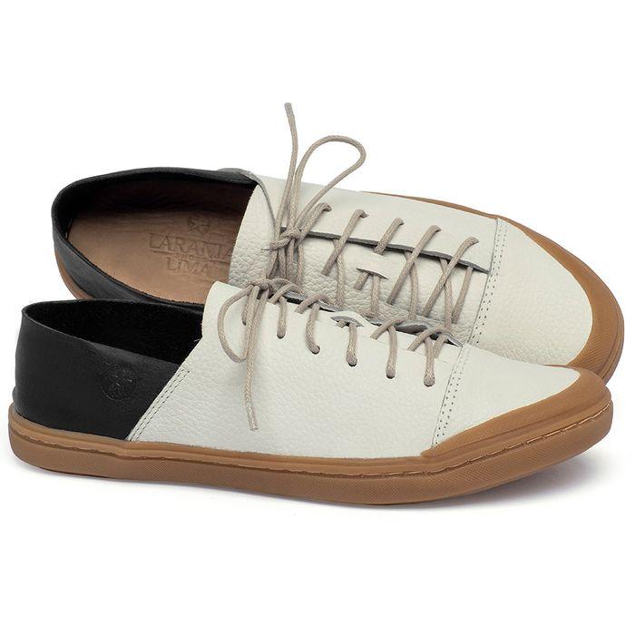 Laranja_Lima_Shoes_Sapatos_Femininos_Tenis_Cano_Baixo_em_Couro_Off-White_-_Codigo_-_141213_1