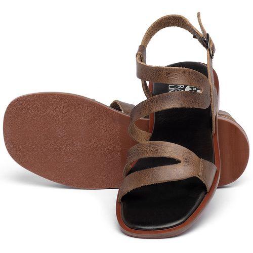 Laranja_Lima_Shoes_Sapatos_Femininos_Sandalia_Rasteira_Flat_em_Couro_Marrom_-_Codigo_-_136113_2