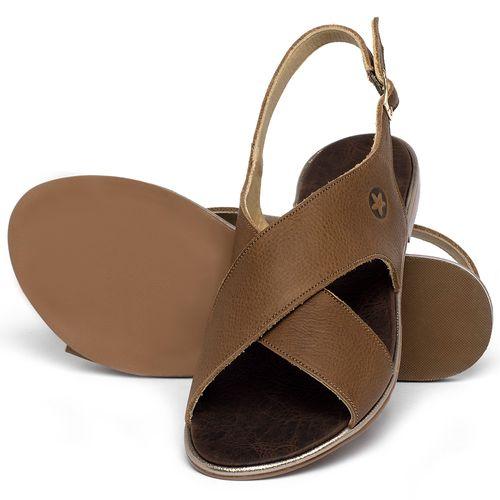 Laranja_Lima_Shoes_Sapatos_Femininos_Sandalia_Rasteira_Flat_em_Couro_Caramelo_-_Codigo_-_3728_2