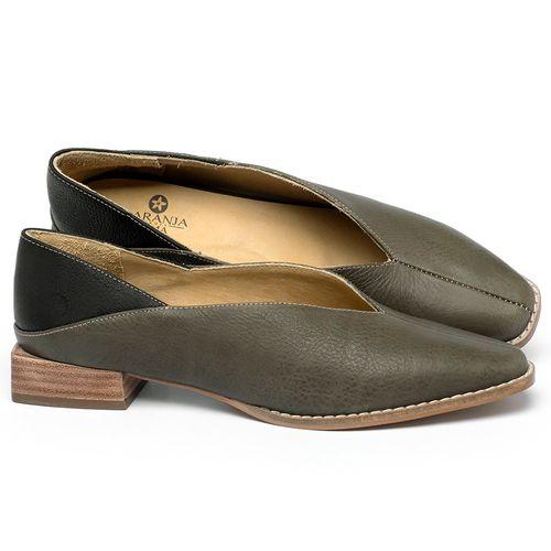 Laranja_Lima_Shoes_Sapatos_Femininos_Sapato_Laranja_Lima_Shoes_em_Couro_Musgo_-_Codigo_-_9499_1