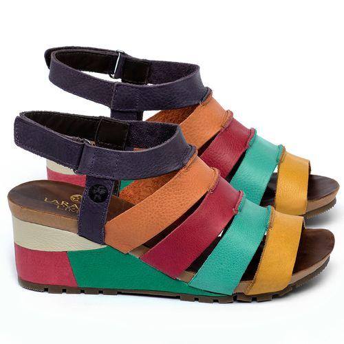Laranja_Lima_Shoes_Sapatos_Femininos_Anabela_Cunha_Salto_de_5_cm_em_Couro_Colorido_-_Codigo_-_137276_1