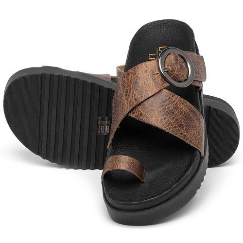 Laranja_Lima_Shoes_Sapatos_Femininos_Sandalia_Rasteira_Flat_em_Couro_Marrom_-_Codigo_-_137361_2