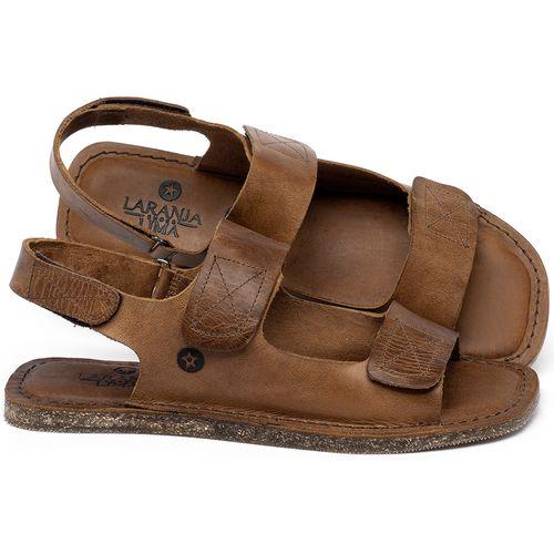 Laranja_Lima_Shoes_Sapatos_Femininos_Sandalia_Rasteira_Flat_em_Couro_Caramelo_-_Codigo_-_141208_1