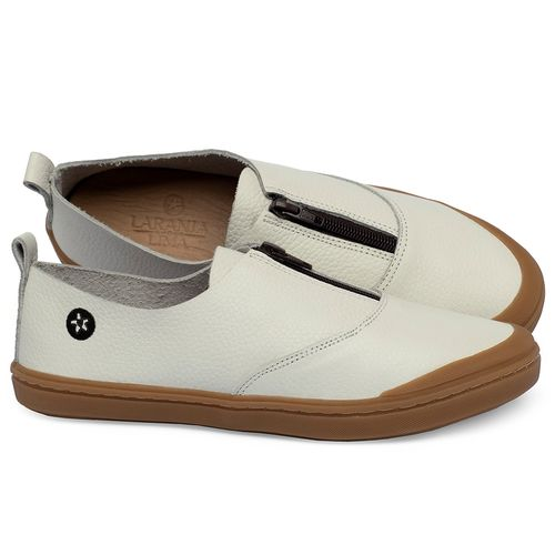 Laranja_Lima_Shoes_Sapatos_Femininos_Tenis_Cano_Baixo_em_Couro_Off-White_-_Codigo_-_141215_1