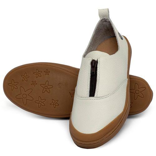 Laranja_Lima_Shoes_Sapatos_Femininos_Tenis_Cano_Baixo_em_Couro_Off-White_-_Codigo_-_141215_2