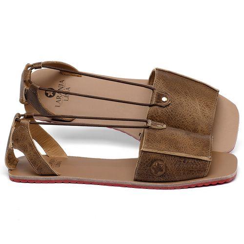 Laranja_Lima_Shoes_Sapatos_Femininos_Sandalia_Rasteira_Flat_em_Couro_Marrom_-_Codigo_-_3761_1