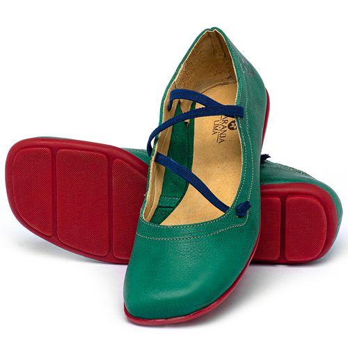 Laranja_Lima_Shoes_Sapatos_Femininos_Sapatilha_Bico_Quadrado_em_Couro_Colorido_-_Codigo_-_9471_2
