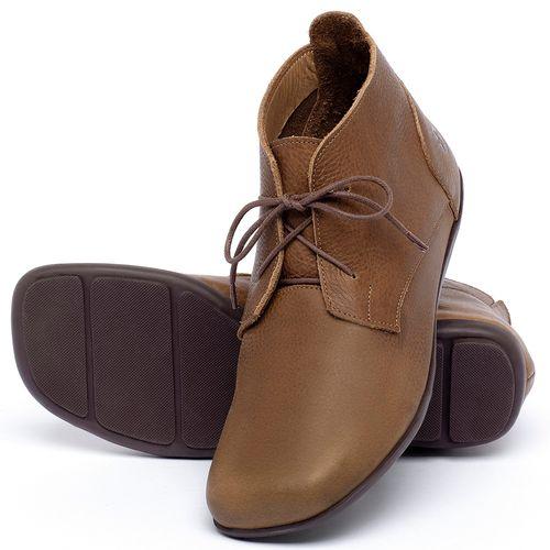 Laranja_Lima_Shoes_Sapatos_Femininos_Flat_Boot_em_Couro_Caramelo_-_Codigo_-_9496_2