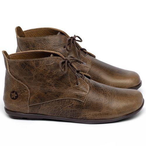 Laranja_Lima_Shoes_Sapatos_Femininos_Flat_Boot_em_Couro_Marrom_-_Codigo_-_9496_1