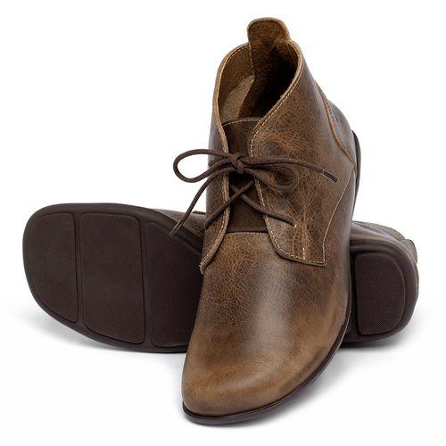 Laranja_Lima_Shoes_Sapatos_Femininos_Flat_Boot_em_Couro_Marrom_-_Codigo_-_9496_2