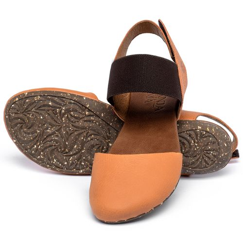 Laranja_Lima_Shoes_Sapatos_Femininos_Sapatilha_Bico_Redondo_em_Couro_Laranja_-_Codigo_-_148027_2
