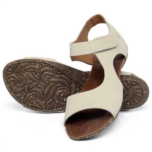 Laranja_Lima_Shoes_Sapatos_Femininos_Sandalia_Rasteira_Flat_em_Couro_Off-White_-_Codigo_-_148026_2