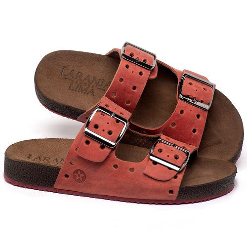 Laranja_Lima_Shoes_Sapatos_Femininos_Sandalia_Rasteira_Flat_em_Couro_Vermelho_-_Codigo_-_148032_1