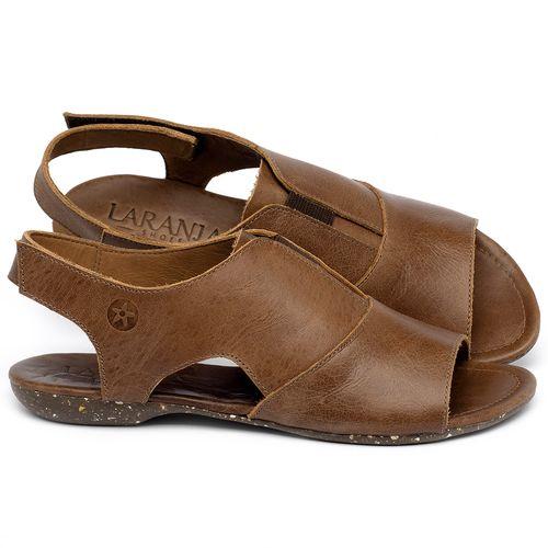 Laranja_Lima_Shoes_Sapatos_Femininos_Sandalia_Rasteira_Flat_em_Couro_Caramelo_-_Codigo_-_148047_1