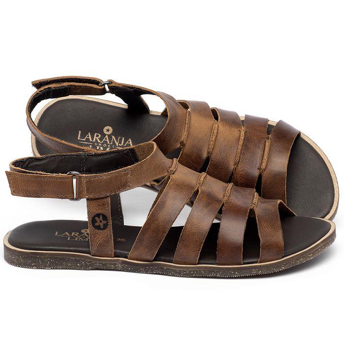 Laranja_Lima_Shoes_Sapatos_Femininos_Sandalia_Rasteira_Flat_em_Couro_Caramelo_-_Codigo_-_137332_1