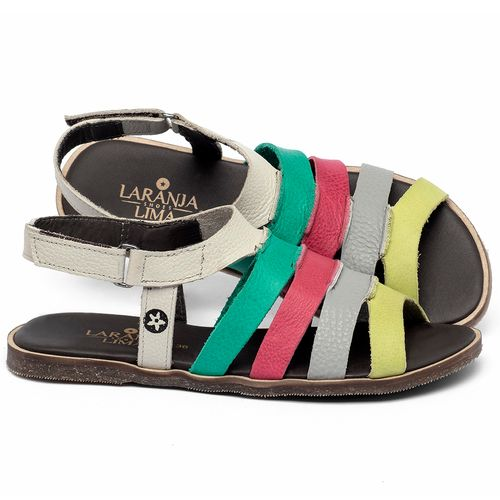 Laranja_Lima_Shoes_Sapatos_Femininos_Sandalia_Rasteira_Flat_em_Couro_Colorido_-_Codigo_-_137332_1