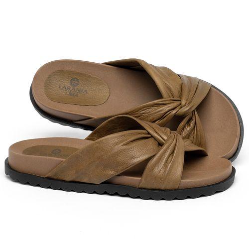 Laranja_Lima_Shoes_Sapatos_Femininos_Sandalia_Rasteira_Flat_em_Couro_Caramelo_-_Codigo_-_9512_1