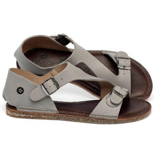 Laranja_Lima_Shoes_Sapatos_Femininos_Sandalia_Rasteira_Flat_em_Couro_Cinza_-_Codigo_-_141020_1